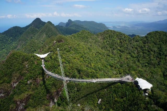 SkyBridge em Pulau Langkawi