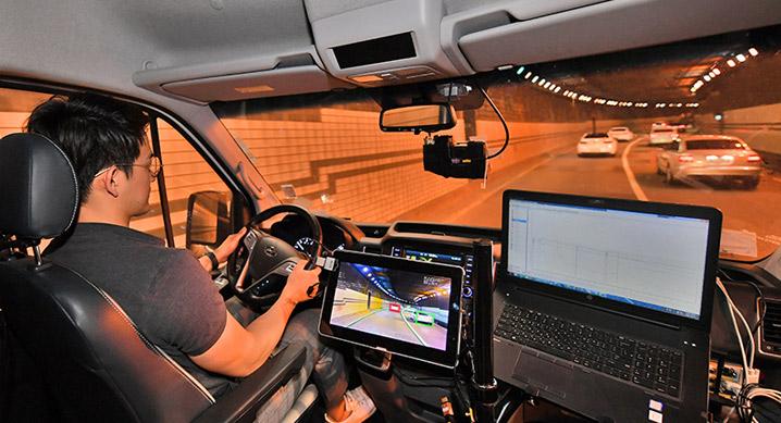 현대모비스, 자율주행 첨단운전자지원시스템 상용차에 본격 적용