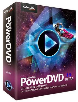 CyberLink PowerDVD 15 Ultra 15.0.1510.58 + Crack