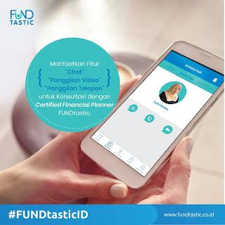 Anda akan dibantu Financial Planner bersertifikat resmi