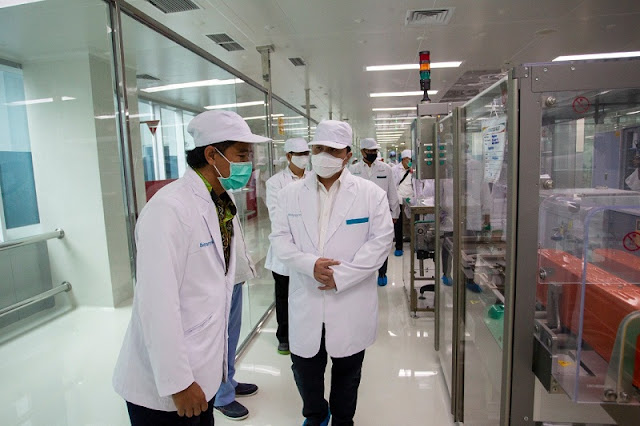 Erick Thohir Tak Ikhlas Orang Kaya Dapat Vaksin Corona Gratis