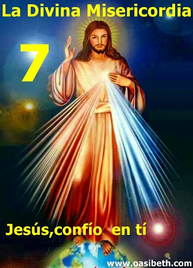MENSAJE DE JESÚS (LA DIVINA MIDERICORDIA)
