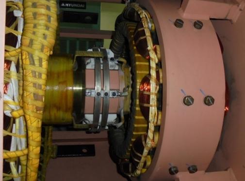 Параллельная работа судовых генераторов. Главное условие включения генераторов переменного тока на параллельную работу