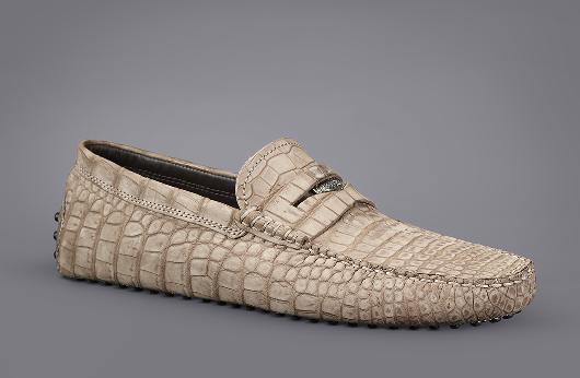 Vaqueras En Mocasin Cocodrilo Zapatos Piel Botas Ofwyw Permissive