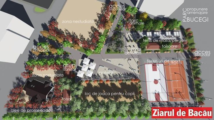 Proiect 2014 Parcul Fagaras