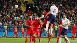 مشاهدة مباراة انجلترا والجبل الاسود