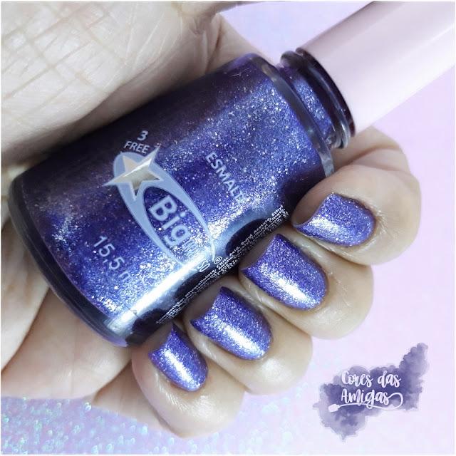 Esmalte Nailpolish Ultra Violeta Big Universo Ulta Violet Pantone