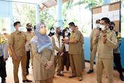 Wagub NTB Meninjau Kegiatan Vaksinasi di Kabupaten Lombok Utara