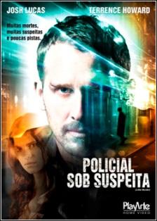 Policial Sob Suspeita