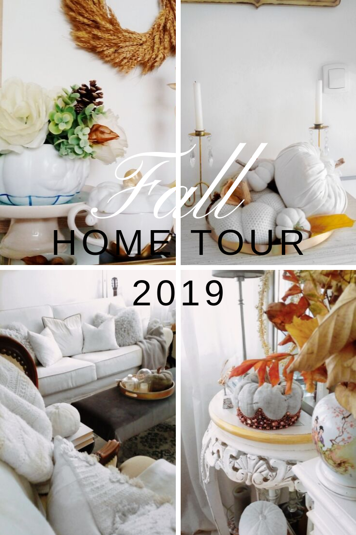Let it Fall / Fall Home Tour