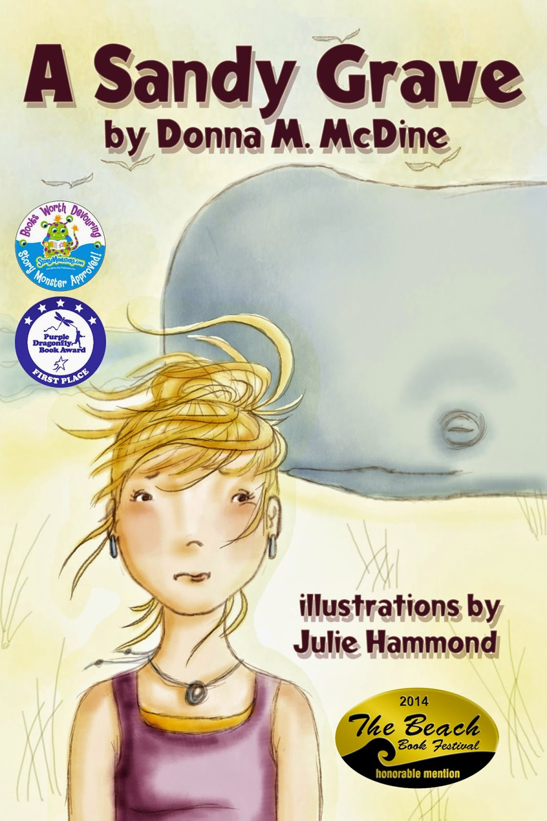 Whale poachers children's book