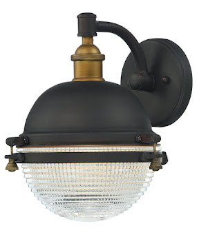 SCONCE - ALSO COMES IN PENDANT