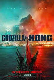 Godzilla Vs. Kong 2021 in English