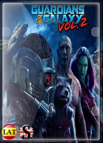 Guardianes de la Galaxia Vol. 2 (2017) FULL HD 1080P LATINO/INGLES