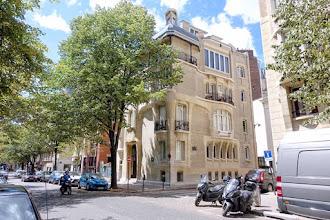 Paris : Hector Guimard à Auteuil, promenade architecturale sur la piste de l'Art Nouveau - XVIème