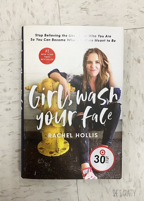 Favorite Self Help Books for Living Your Best Life - Girl, wash your face