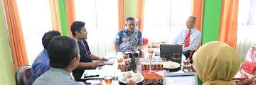 Wali Kota Mengikuti Wawancara Yang Dilakukan Oleh Tim Akreditasi (KARD) di RSU Kota Tarakan