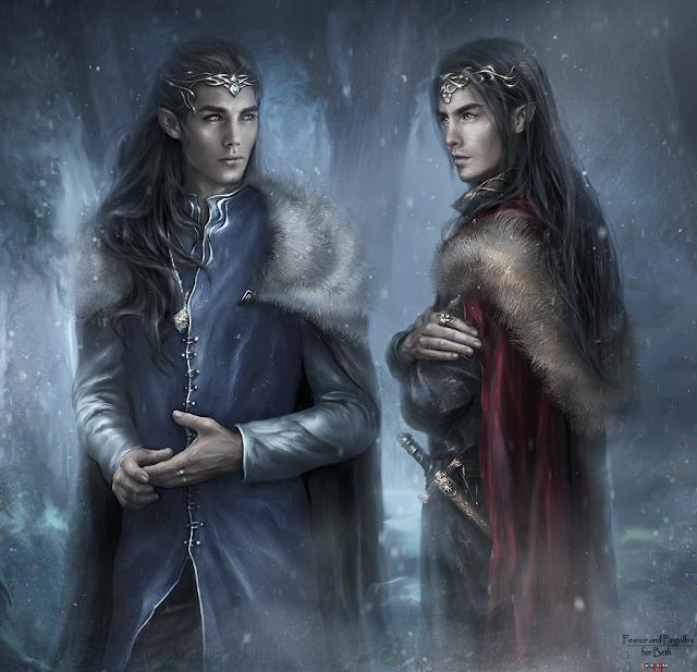 Los elfos de Tolkien para Dungeons & Dragons - Elfos Noldor