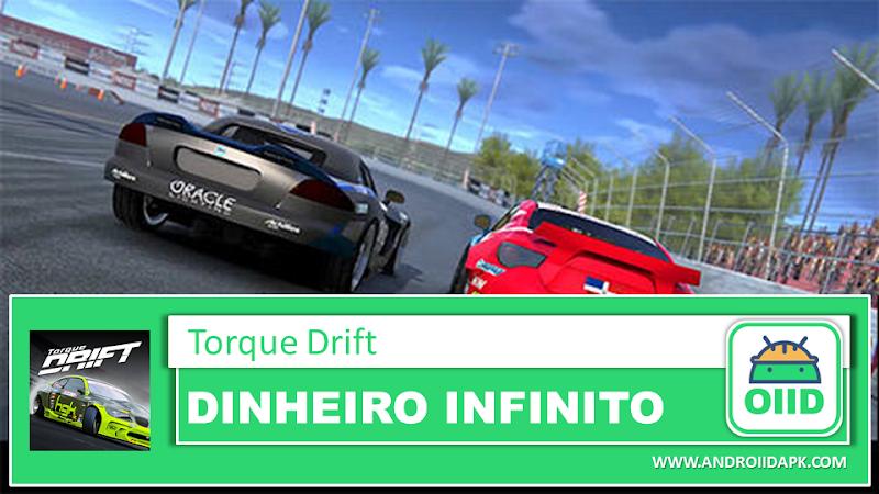 Torque Drift  v1.3.5   – APK MOD HACK – Dinheiro Infinito