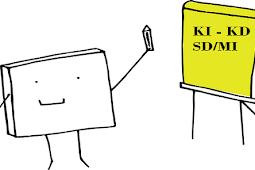KI dan KD Kurikulum Darurat SD/MI