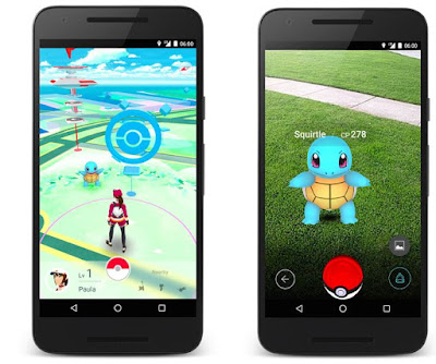 Download Pokemon GO 0.29.3 APK