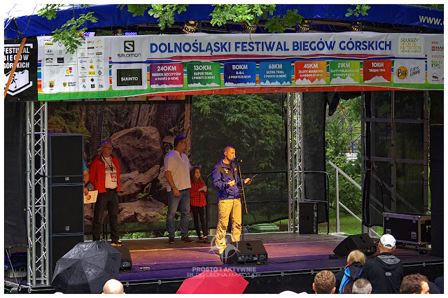 Otwarcie Festiwalu - przemawia Piotr Hercog