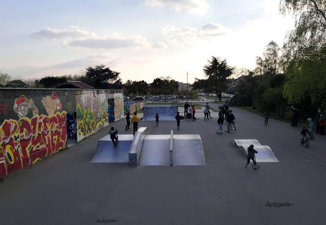 skatepark Vitry sur Seine