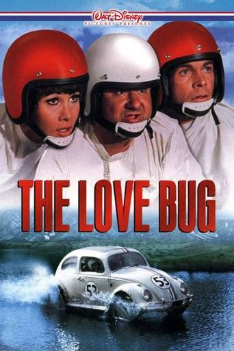The Love Bug (1968) ταινιες online seires oipeirates greek subs