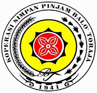 Logo KSP Balo' Toraja (Koperasi Balo'ta)