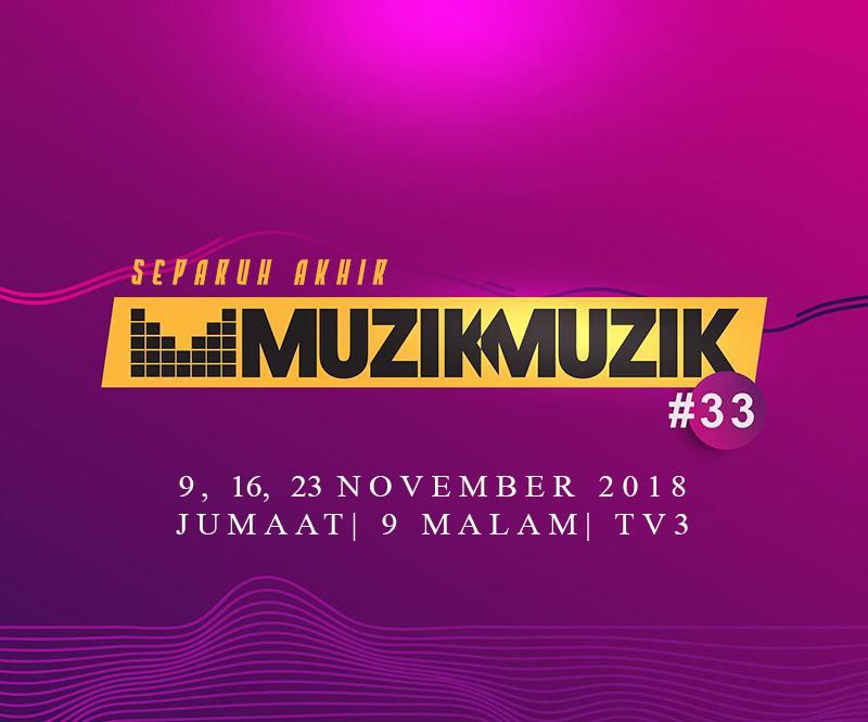 AJL SFMM33 2018 Malaysia Top 30 Songs