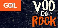 Voo do Rock GOL Rolling Stones www.voodorock.com