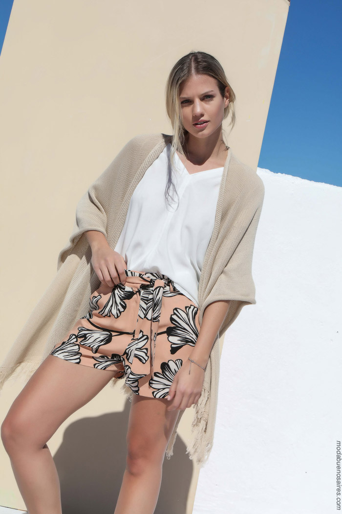 los shorts estan de moda primavera verano 2020