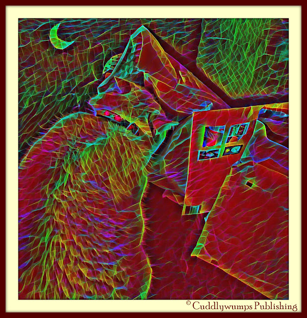 Real Cat Webster_Rave effect