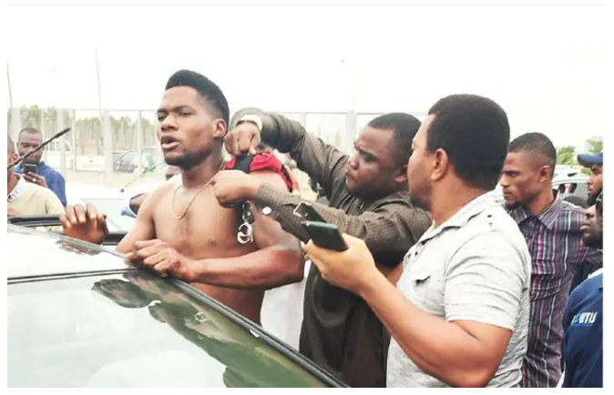 How Braveness Of Motorists In Abuja Paved Way For The Rescue Of A Man Who Was Kidnapped On Tuesday
