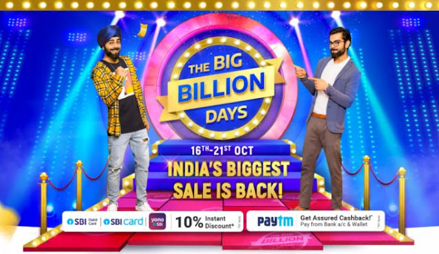 Flipkart The Big Billion Days 2020
