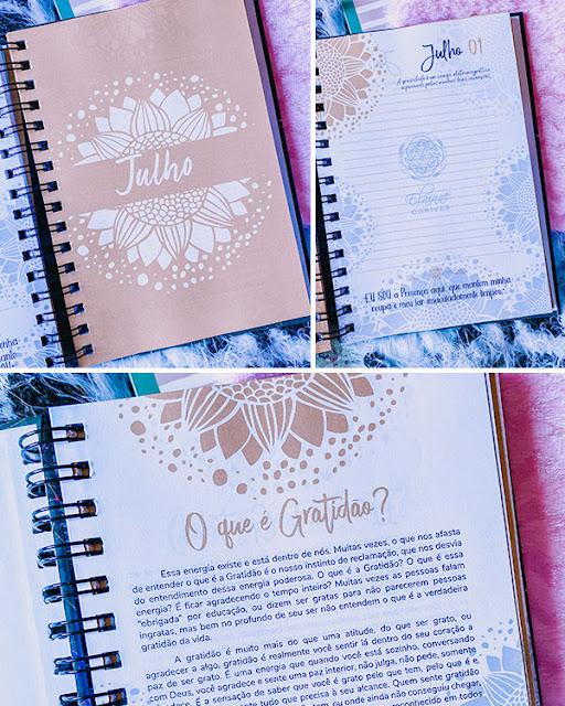 Organizando o Ano e o Espírito