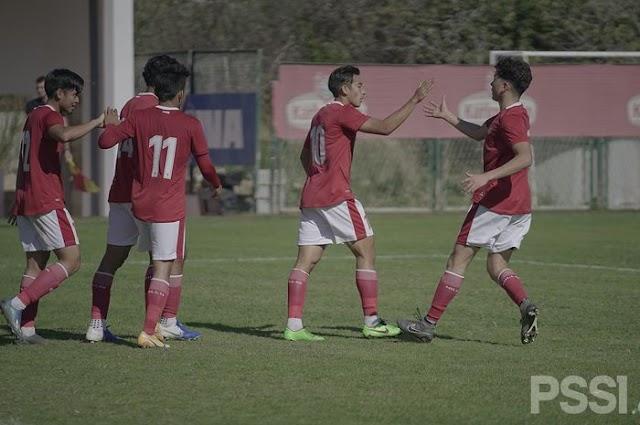 Timnas U-19 Kecewa Toulont Tournament Batal Digelar
