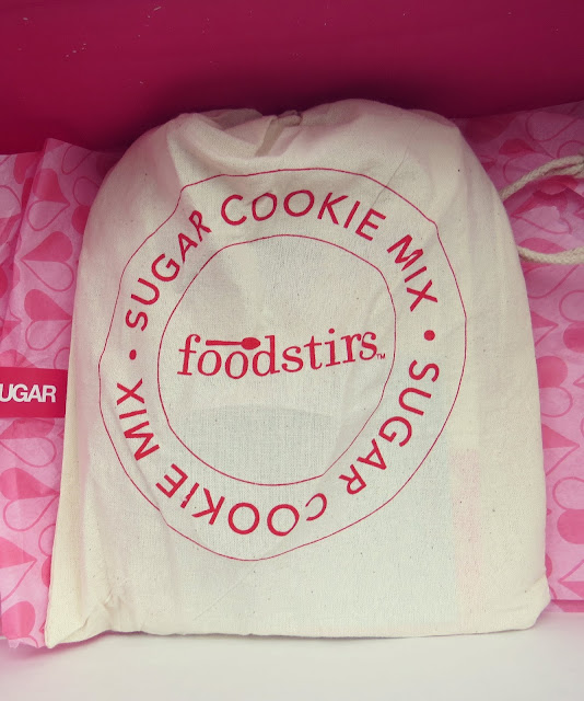 Foodstirs Heart Cookie Mix