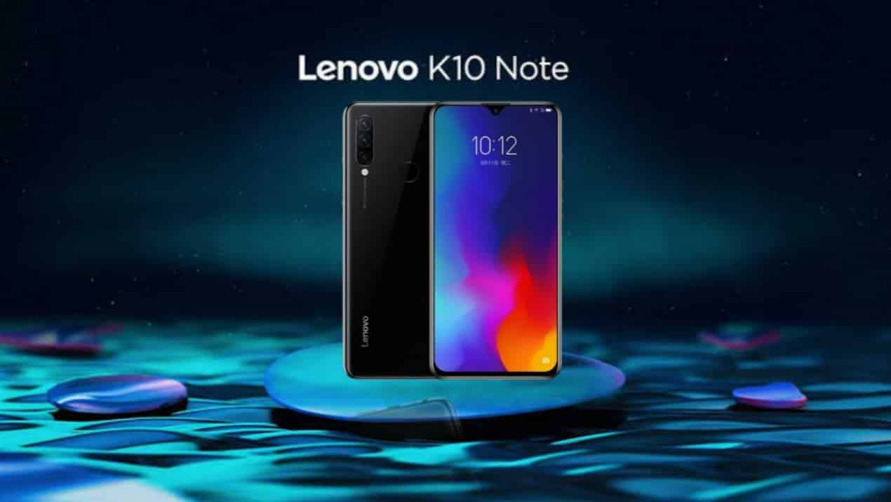 Lenovo K10 Note and Lenovo A6 Note specifications before Flipkart public launch