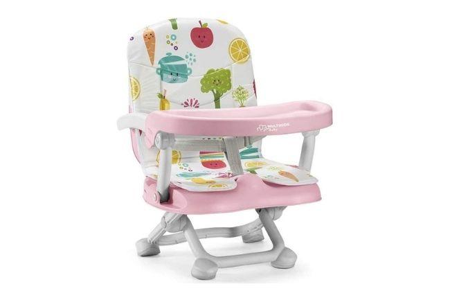 Melhores cadeiras de Alimentação Portátil Frutinhas Multikids Baby