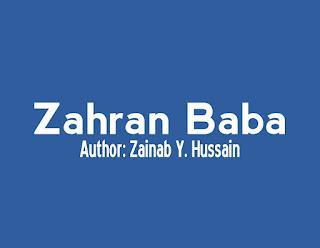 Zahran Baba