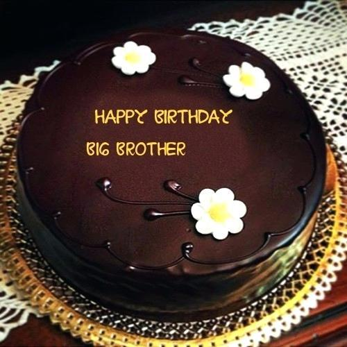 Images of birthday cake for big brother