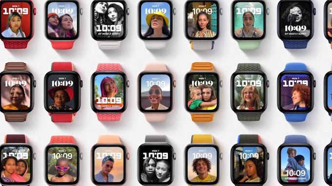 Con watchOS 8, los relojes de Apple siguen ganando independencia
