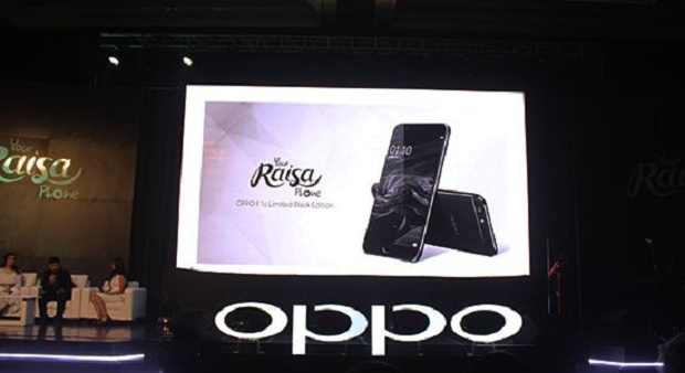 "OPPO ""Your Raisa Phone'' Limited Edition Bertanda Tangan Raisa, Hanya Dijual Terbatas"
