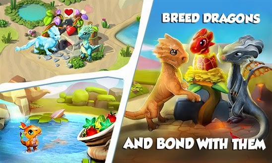 Gameloft brings Dragon Mania Legends to Android, iOS, Windows and Windows Phone