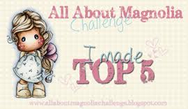 Top 5 All About Magnolia Challenge #2 (Flowers)