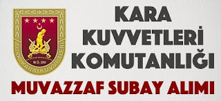 muvazzaf subay mülakat tarihleri