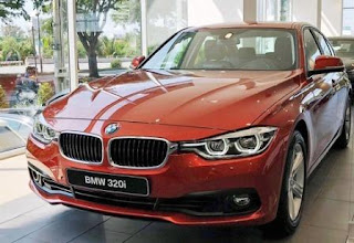 Giá lăn bánh BMW 320i 2019
