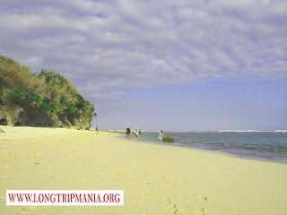 Inilah Pantai Pasir Putih Yang Ada Di Bali