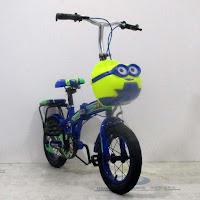 12 michel cube bello sepeda lipat anak